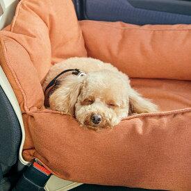 もっちりあご乗せカーベッド S 犬 猫 ドライブ用品 車用ベッド カーベッド PEPPY ペピイ