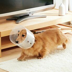 アニサポ アイガード M 首周り23-38cm、高さ23cm エリザベスカラー 犬 ペット 国産