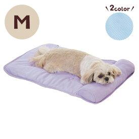 ソフトクールマット 枕付き M