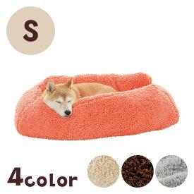 セール 抗菌防臭ふんわりサンドイッチベッド S 犬 猫 ベッド ふわふわ もこもこ あったかい 防寒 冬 かわいい 抗菌 防臭 清潔 ペット ペピイ PEPPY