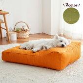 もっちりカウチ犬猫ベッド高品質贅沢とろける寝心地通年シンプル快眠ペットペピイPEPPY