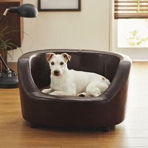 オーバルチェアソファ 犬 猫 ベッド かわいい 高級感 インテリア ペット ペピイ PEPPY