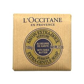 ロクシタン シアソープ ヴァーベナ 100g L'OCCITANE 石鹸・ボディソープ [1853/0895]郵便送料無料[TN150] 石鹸 せっけん ボディソープ