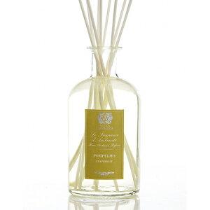 送料無料 アンティカ ファルマシスタ ルームディフューザー 250ml グレープフルーツ スティック付 香水[1651]