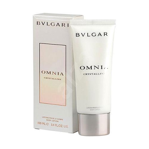 送料無料 ブルガリ オムニア クリスタリン ボディミルク 100ml オードトワレの香り[5597] BVLGARI