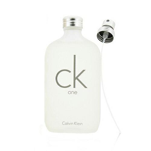 送料無料 カルバンクライン(CK) CK one シーケーワン オードトワレ EDT SP 100ml[7407/5014/7402] CALVIN KLEIN