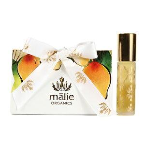 送料無料 マリエオーガニクス パフュームオイル 10ml マンゴーネクター (ロールオン)[0175] Malie Organics