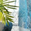 【モロッコ・インテリア】モロッカンスタイル・モロッコ柄のカーテン、おすすめを教えて!