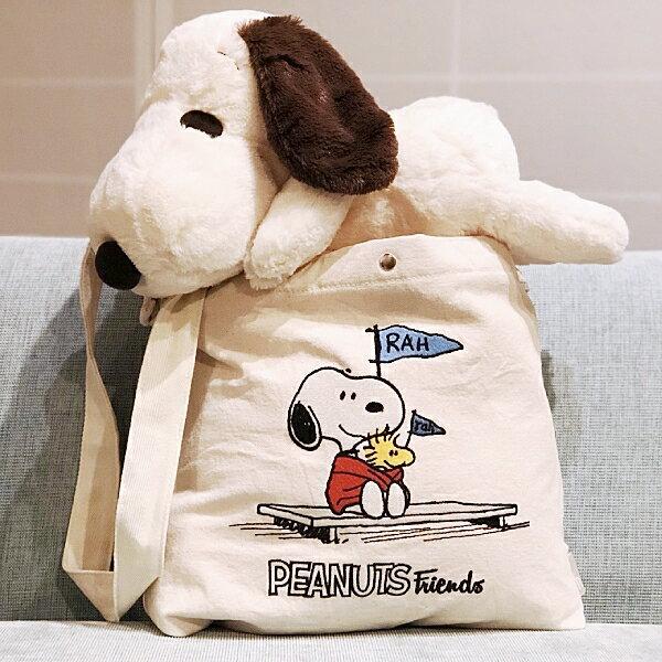 スヌーピー グッズ 福袋 PEANUTS ブラインドパッケージ トートバッグ福袋 ぬいぐるみ入 約15500円相当 L 新生活 プレゼント