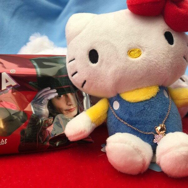 チョコ 義理チョコ ハローキティ キティ ネックレス 福袋 ブラインドパッケージ 8000円以上 お得 ウォンカ 新生活 プレゼント