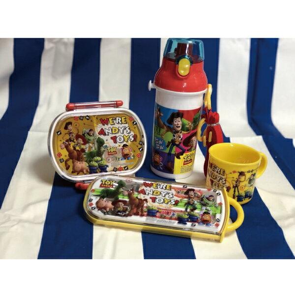 10%オフ全商品やってます ~4/22 お弁当箱 トイストーリー ディズニー 入園 入学 セット トイストーリー 4点セット 食洗器対応 新生活 プレゼント