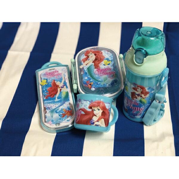 お弁当箱 アリエル ディズニー 入園 入学 セット 4点セット 食洗器対応 新生活 プレゼント