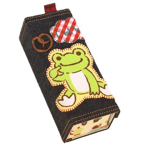 EDWIN × ピクルス ピクルス メガネケース 眼鏡ケース 眼鏡入れ Pickles the frog ギフト プレゼント