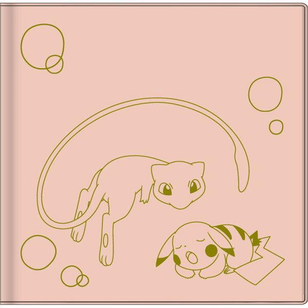 ポケモン ウルトラサン ピカチュウ ミュウ ポケットモンスター 手帳 2018 ピンク 新生活 プレゼント