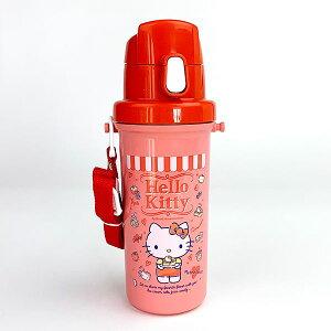 サンリオ キティ Hello Kitty ハローキティ アップル 直飲み水筒 ランチ キッチン 食器 水筒 ボトル 直飲み グッズ