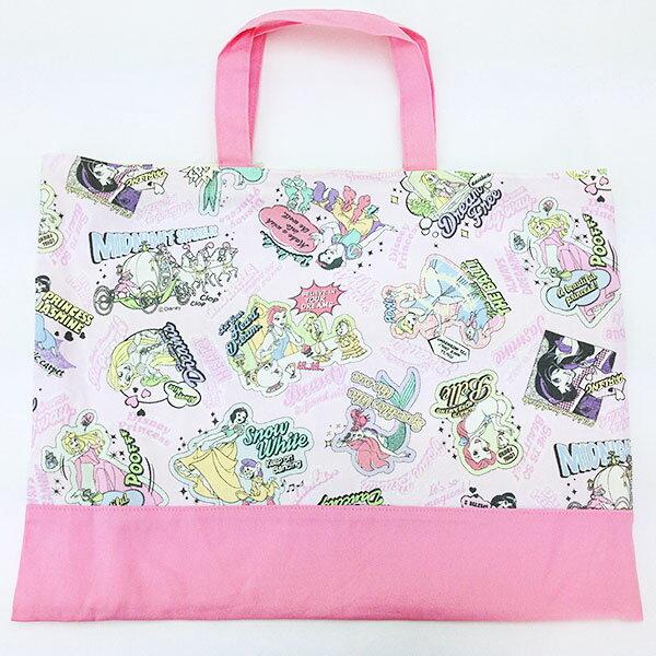 ディズニー プリンセス 手提げバッグ バッグ トートバッグ 新生活 プレゼント