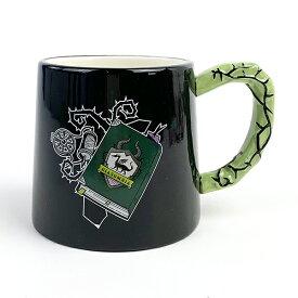 ツイステッドワンダーランド ディアソムニア寮 ハンドルマグ マグカップ ツイステ 緑 グッズ
