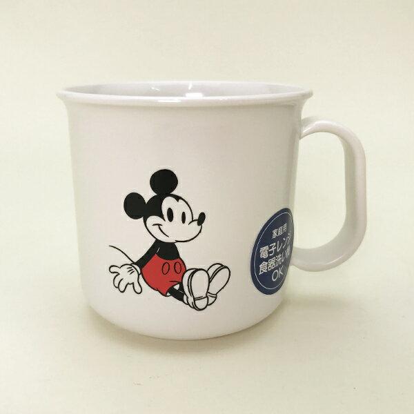 ディズニー ミッキー&フレンズ 樹脂子供食器 マグ