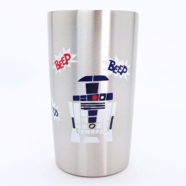 スターウォーズ R2D2 真空タンブラー 新生活 プレゼント