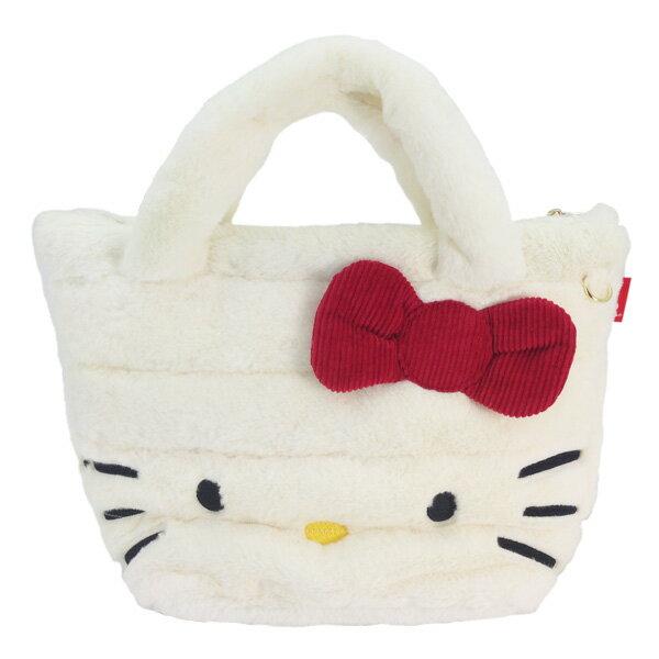 サンリオ キティ フェザールーデリ バッグ トートバッグ 新生活 プレゼント