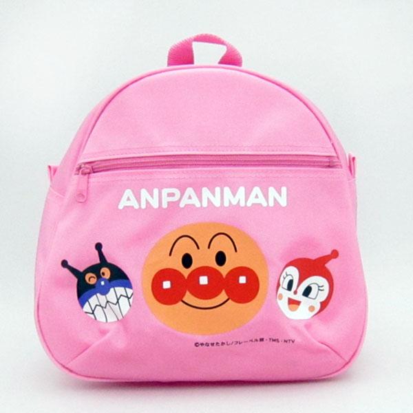 デイバッグ Dバッグ デイパック リュックサック リュック ピンク 子供用 アンパンマン ANPANMAN 新生活 プレゼント