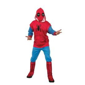 ディズニー コスチューム 大人 マーベル コスチューム 大人用 スパイダーマンホームカミング ホームメイドスーツ スパイダーマン 男性用 ルービーズ ルービーズ(Rubie's) 大人用スパイダーマンホームカミング 無印
