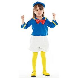 SS201709ディズニー コスチューム 子供 用 トドラーサイズ ドナルド 仮装