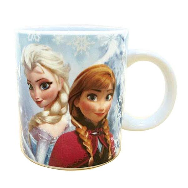 在庫限り: 陶器 マグカップ アナ エルサ アナと雪の女王 ディズニー 新生活 プレゼント