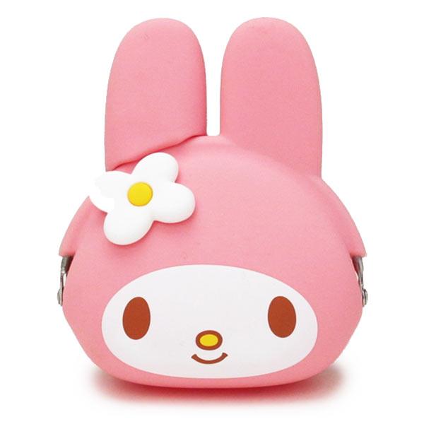 がまぐち ミミポチビ MIMI POCHIBI コインケース 小銭入れ ピンク マイメロディ 新生活 プレゼント