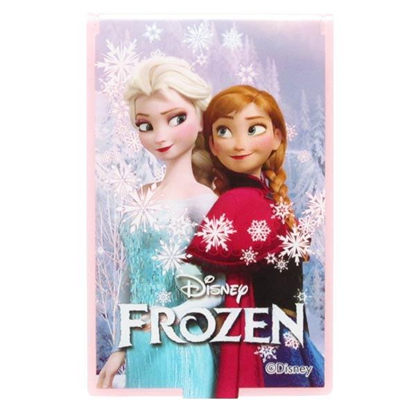 在庫限り: コンパクト ミラー S ピンク アナと雪の女王 ディズニー ORAY 新生活 プレゼント