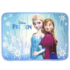 膝掛け ブランケット 二人 アナと雪の女王 ディズニー