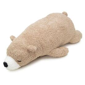 ねむねむ アニマルズ クマのクッキー 抱き枕 ぬいぐるみ クッション L sale 入園入学