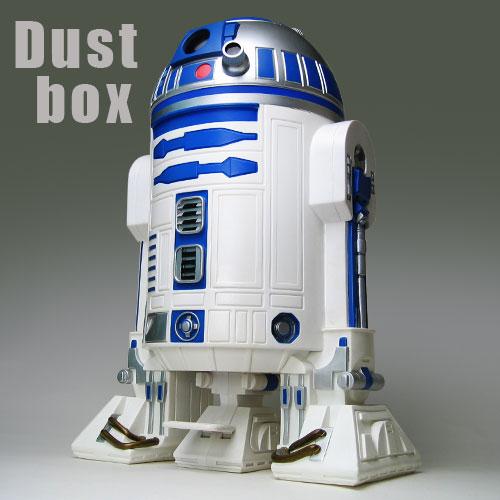 ゴミ箱(ダストボックス) R2-D2 STAR WARS スター・ウォーズ 新生活 プレゼント