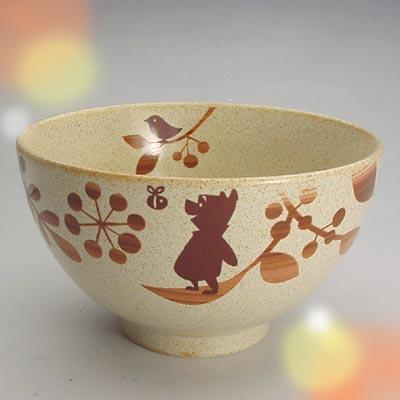 器工房 茶碗 くまのプーさん ディズニー 取寄品 3週間前後 ギフト プレゼント
