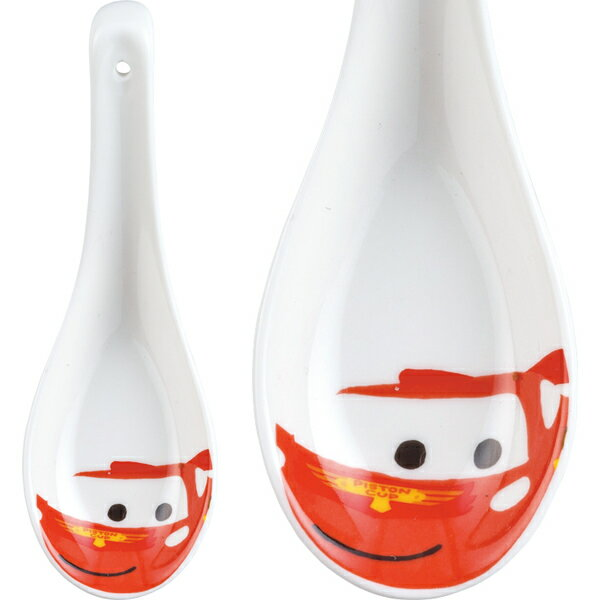 キャラクターレンゲ フェイス ライトニング・マックィーン カーズ ディズニー おもしろ食器 キッチン用品 取寄品 3週間前後 ギフト プレゼント