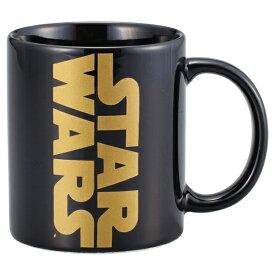 スター・ウォーズマグ マグカップ ゴールド STAR WARS スター・ウォーズ