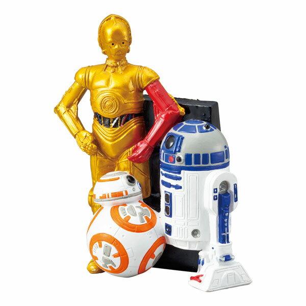 ドロイド R2-D2 C-3PO BB-8 マルチスタンド スマホスタンド M スター・ウォーズ STAR WARS 取寄品 3週間前後 ギフト プレゼント
