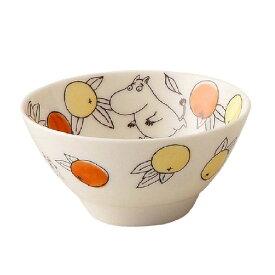 廃盤:ムーミン ライスボウル 茶碗 シトラスドットシリーズ MOOMIN キッチン用品