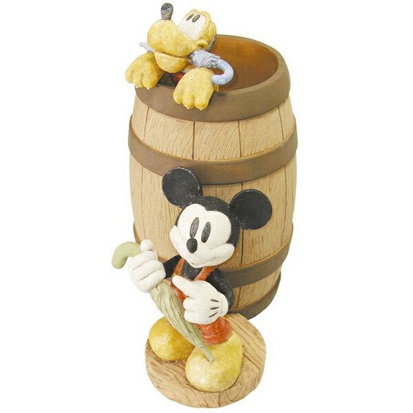 ディズニー ガーデニング 雑貨 傘立て ミッキーマウス プルート インテリア・ガーデン用品 取寄品 3週間前後 新生活 プレゼント