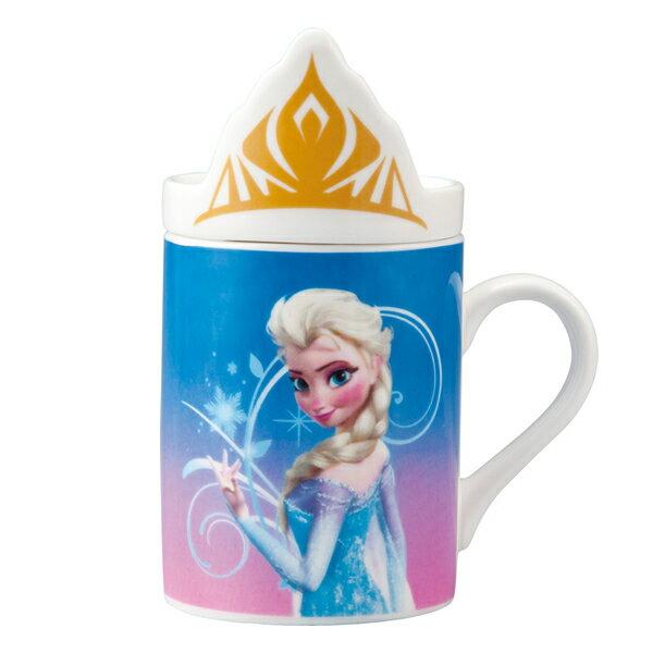 在庫限り: フタ付きマグカップ エルサ アナと雪の女王 ディズニー 新生活 プレゼント