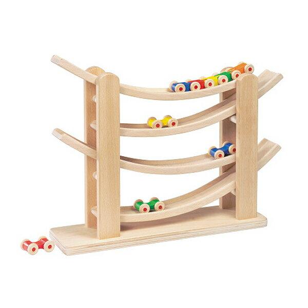 知育・木製玩具・木のおもちゃ ローラーコースター 新生活 プレゼント