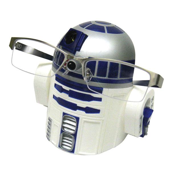 R2-D2 めがねスタンド メガネ置き STAR WARS スター・ウォーズ ディズニー 新生活 プレゼント