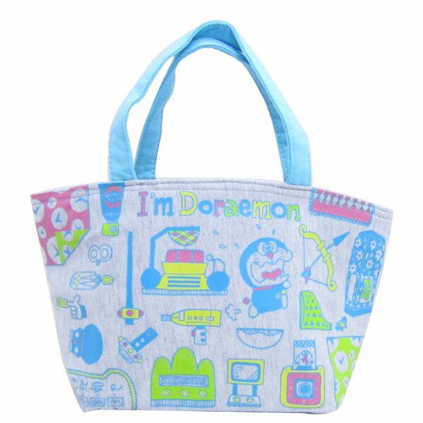 アイムドラえもん クーラートート ランチトート ミニトート ドラえもん I'm Doraemon ランチ用品 新生活 プレゼント