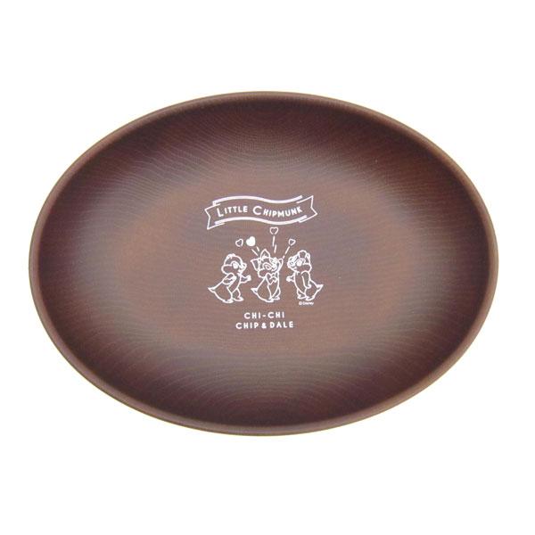 チップとデール オーバルプレート お皿 食器 B チップ&デール ディズニー 日本製 キッチン用品 ギフト プレゼント