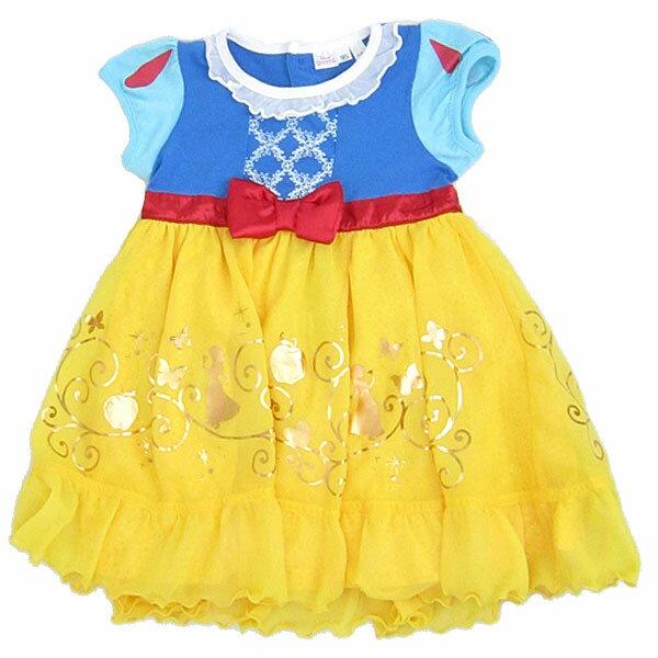 コスプレ 白雪姫 なりきり ワンピース なりきり コスチューム ベビー服 95cm ディズニー ベビー用品 新生活 プレゼント
