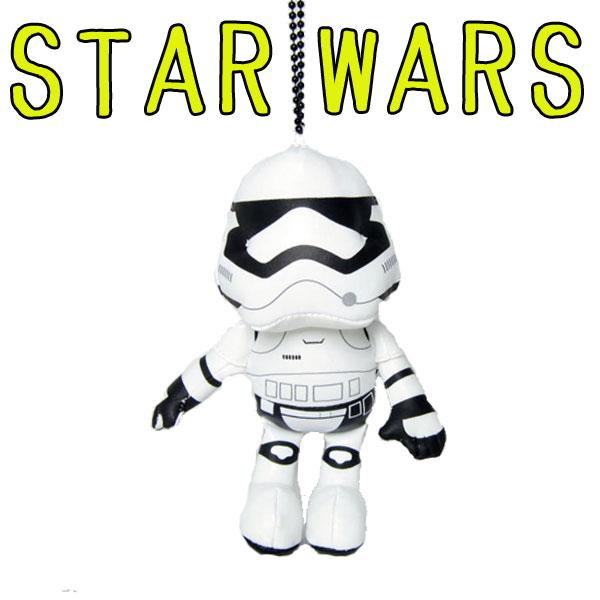 ストームトルーパー ボールチェーン付 マスコット EP7 フォースの覚醒 スター・ウォーズ STAR WARS 新生活 プレゼント