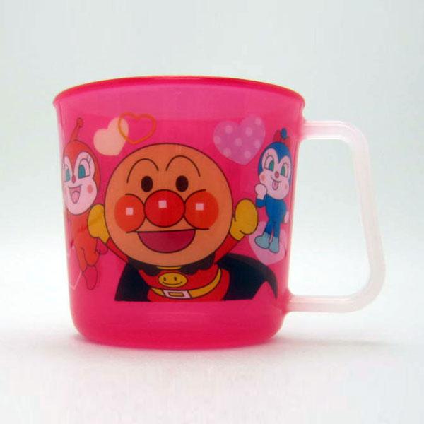 アンパンマン マグカップ レッド ランチ・こども食器シリーズ キッチン用品 新生活 プレゼント