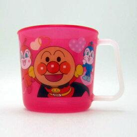 アンパンマン マグカップ レッド ランチ・こども食器シリーズ キッチン用品