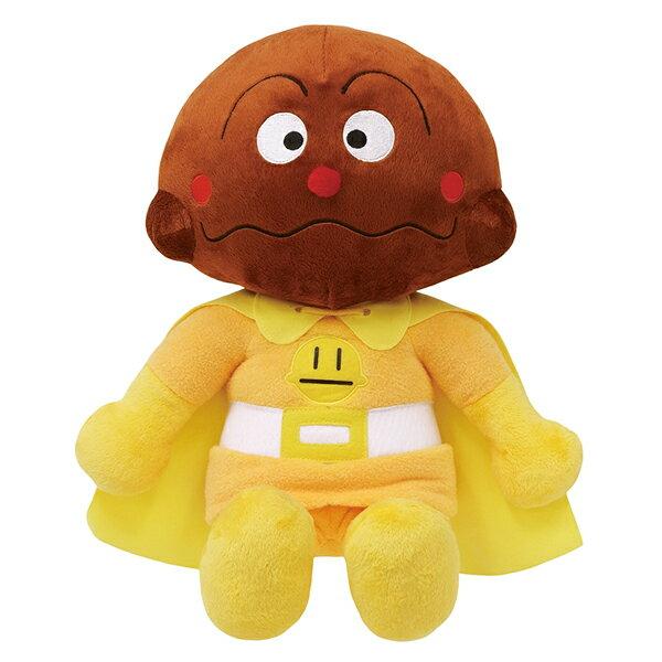 アンパンマン ぬいぐるみ カレーパンマン ソフト抱き人形 取寄品 3週間前後 新生活 プレゼント