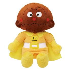 アンパンマン ぬいぐるみ カレーパンマン ソフト抱き人形